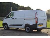 2014 FORD Transit Custom 2.2 TDCi 100ps L1 H1 Short Wheel Base Low Roof Panel Va
