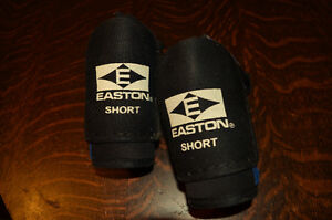 EASTON Hockey Short Elbow Pads - Youth