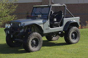 """1990 Jeep Wrangler """"S"""" Other"""