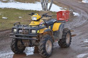 Polaris Sport ATV 4x4 700 Twin