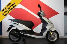 2016 16 PIAGGIO FLY 50 ***VERY LOW MILEAGE***