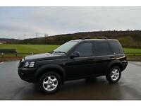LAND ROVER FREELANDER 2.0 TD4 ADVENTURER, 2005 05 PLATE
