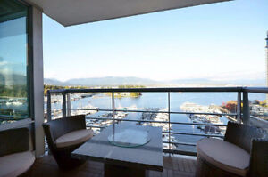 $5500 / 2br - 1710ft2 - DENIA - AMAZING VIEW COAL HARBOUR 1302 4