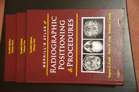 Radiography(MRT), Package of books (Textbooks and Workbooks)