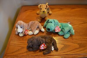 For Sale: Ty Beanie Babies *Retired & Rare* - Set of 13 Dogs Sarnia Sarnia Area image 2