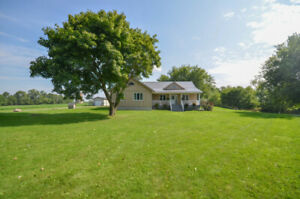 2059 Sideroad 5, Ramara - Custom Home on 2 Acres FOR SALE