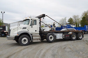 ROLL-OFF - 2012 MACK GU813