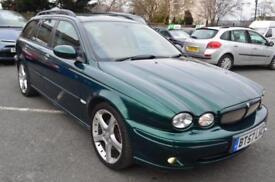 2007 Jaguar X-TYPE 2.2 D Sovereign ESTATE DIESEL