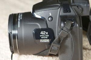 Nikon camera P530