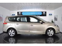 2010 RENAULT GRAND SCENIC DYNAMIQUE TOMTOM TCE PETROL