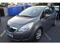 2012 Vauxhall/Opel Meriva 1.7CDTi 16v ( a/c ) AUTOMATIC Exclusiv DIESEL