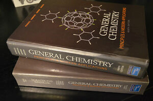 General Chemistry 9th Ed. + Solutions Manual Kitchener / Waterloo Kitchener Area image 2