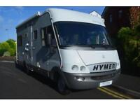 2005 MERCEDES HYMER STARLINE 655 FOR SALE LOW MILEAGE AUTOMATIC FIXED BED
