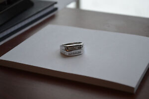 Ring is nearly new