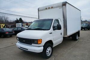 Ford E-450 Cube Van 7.3 // Trade or $7500