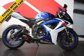 2006 56 SUZUKI GSXR 600 K6 ***SUPER-SPORTS***