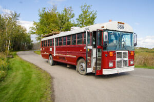 Fully Custom Bus and Van Conversions | Booking 2019!