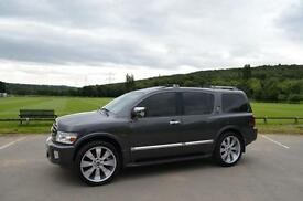 INFINITI QX56, JEEP 4X4 5.6 V8 2005 55 PLATE, ESCALADE STYLING