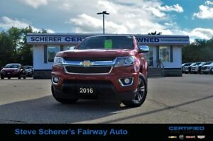 2016 Chevrolet Colorado Extended 4x2 LT