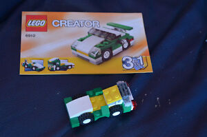 LEGO 3 in 1 Vehicle