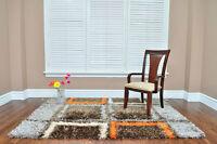 Designer Shag Rugs for Sale, Free Shipping