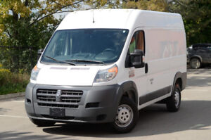 2015 Ram Promaster 136 WB Highroof!!!