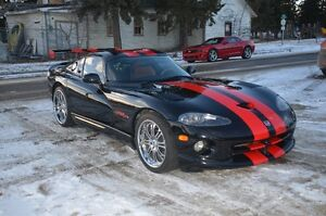 2000 Dodge Viper GTS Coupe Chipped to 500 HP. 5 cars 4 sale