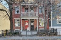 STYLISH OPEN CONCEPT ROW IN BYWARD MARKET