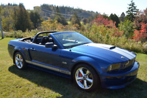 08 SHELBY GT MUSTANG CONVERTIBLE