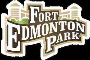 City of Edmonton Recreation Family Pass/ Muttart/Fort Edm Park Edmonton Edmonton Area image 2