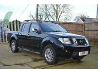 2013 NISSAN Navara 3.0 V6 Oulaw Auto Double Cab 4x4 Pick Up Truck DIESEL AUTO