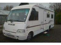 2004 AUTO-SLEEPERS LUXOR EL A CLASS MOTORHOME FOR SALE
