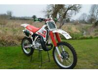 1989 YAMAHA YZ250 EVO CLASSIC MOTOCROSS BIKE