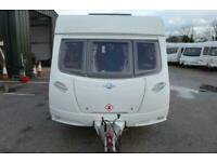 2008 - Lunar Quasar 462 - 2 Berth - End Washroom - Touring Caravan (Sold)