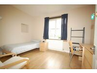 Budget single/twin rooms available for the Edinburgh Festival