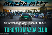 All Model Mazda Meet