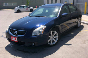 Nissan Maxima Loaded safetied