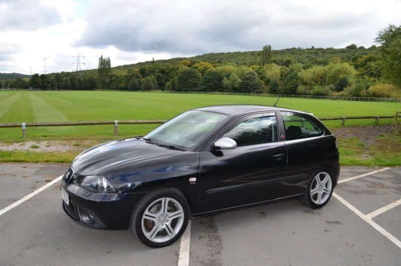 seat ibiza 1 9 tdi fr 2006 06 plate 130 bhp in bradford. Black Bedroom Furniture Sets. Home Design Ideas