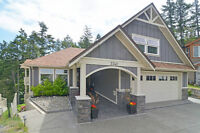 Huge executive home with beautiful mountain and valley views.