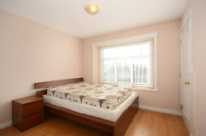 One bedroom suite in detached house for rent