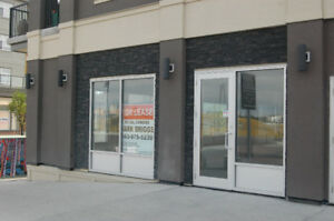 Commercial space in Airdrie