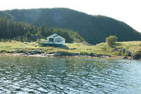 Cabin on Exploit's Island , NDB