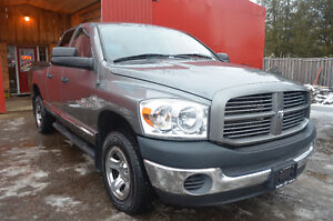 2007 Dodge Ram 1500 ST 4X4 - SAFETY & E-TEST INCLUDED!