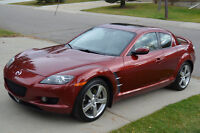 2006 Mazda RX-8 Sport Coupe NEW ENGINE
