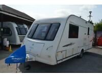 2008 Elddis Odyssey 482 - 2 Berth - End Washroom - Touring Caravan