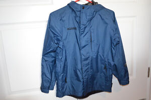 Boys Blue Columbia Spring Jacket