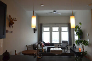1 bedroom top floor condo Langley