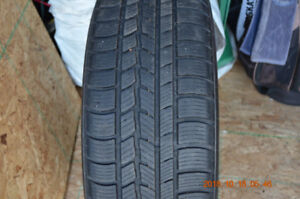 225/50R17 WEATHERMAX WINTER TIRES  like new.