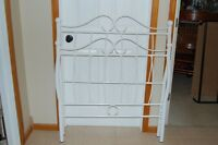 Girls Twin Metal Bed - Made in Canada