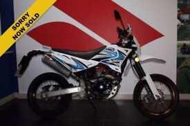 1999 64 SINNIS APACHE 125 SUPER-MOTO